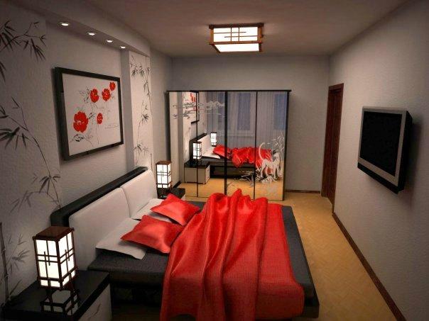 Интерьеры своими руками в спальную комнату