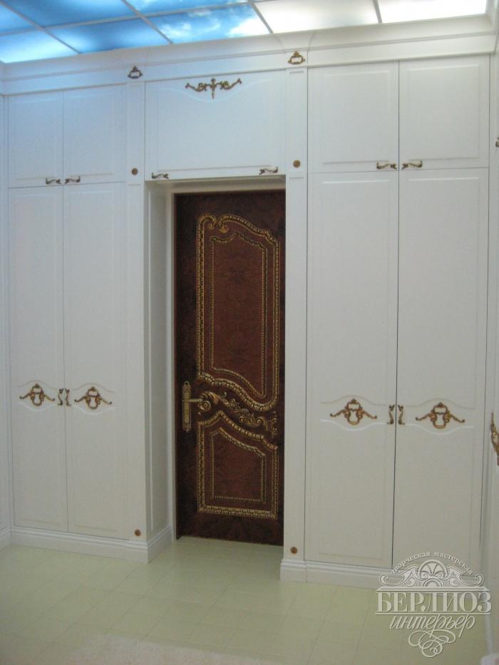 Встроенный шкаф на заказ спб - идеи для дома.